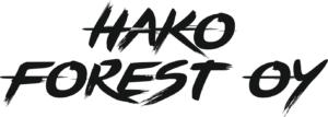 Hako Forest Logo